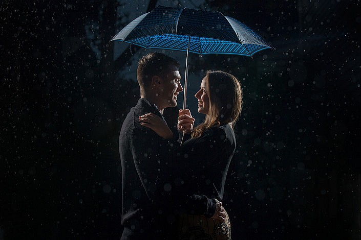 richmond va rain engagement
