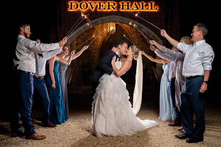 dover hall exit