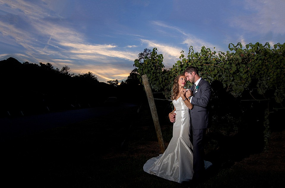 Kyle & Sasha's Grace Estate Winery Wedding / Richmond Wedding Photographer