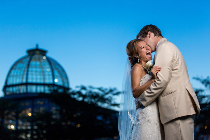 lewis ginter botanical garden wedding