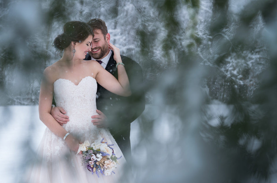 Adam & Katie's Winter Wedding at Amber Grove – Richmond, VA Wedding Photographer